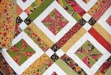 Moda 3 sisters Sentiment fabric quilt??