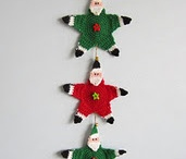 Crochet - Christmas - Navidad