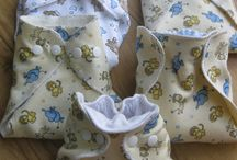 cloth diapers / by L Esther Yutzy