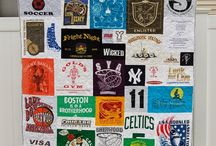 T-Shirt quilts / by Nancy Mele