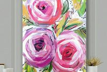 Flores despelucadad