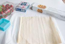 cream  pastry puffs