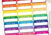BOOKS & BOOK CLUBS