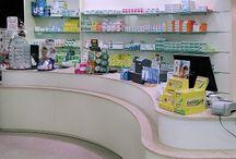 Farmacia Martinozzi / farmacia arredamenti