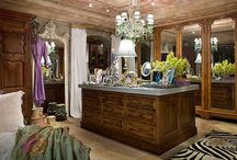 Closets & Dressing Rooms / by Penny Thompson