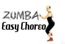 Zumba/Dance/Lavis koreot
