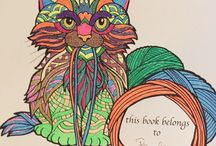 ColorIt Cats Submissions / Cats have a special place in our hearts and we know plenty of people who would agree. That's why we came out with the Cats, Kittens, and Wildcats Adult Coloring Book! Enjoy all of the user submissions.