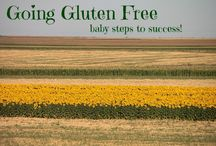Gluten free  / by Angie Feucht