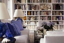 Bookcases/Libraries!