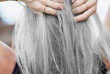 Grey hair inspiration