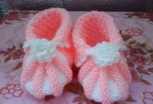 novorodenci papučky video
