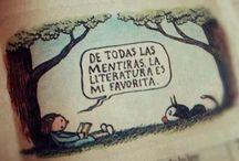Literatura / by Cinthya Jimenez