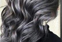 Hair colour and cut ideas