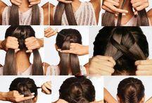 BELLEZA (peinados y pintura)