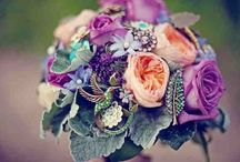 Flower and Colour Trends 2014 / This years 2014 trends and must haves, for weddings and events.