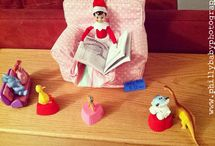 Elf on shelf / by Denise Renneisen