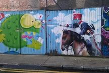 Street Art London 2012 / by Alvaro Psevoznik