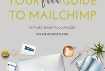 Email Marketing / Email marketing tips for your blog or business.