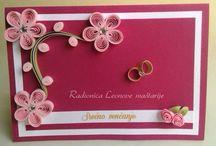 My Work - Wedding cards