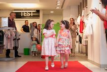 Desfile / Desfile en el pop up taracido colección verano 2014