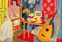 Henry Matisse / by Tara