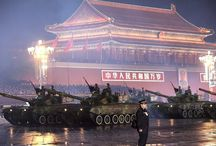Chinese armored vehicles