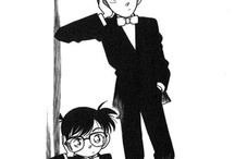 Detective Conan / by Diah Arta