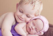 PIXIE // Newborn w/siblings