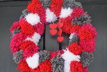 Valentines / Valentine's day decor