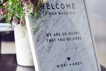 Marble Wedding Decor Ideas