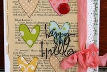 homemade cards / by Lisa Clubb