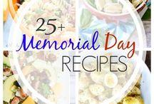 Memorial Weekend / Celebrate Memorial weekend in Crafty style.