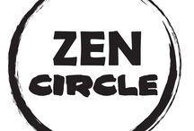 ZEN CIRCLE / TSHIRT