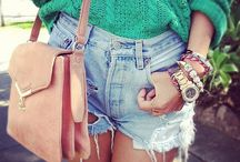 Clothes and accessories I want