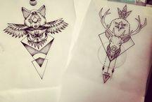Tatuagem para minha primeira