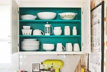 ideas for u shaped kitchen