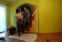 Malowanie Rycerza