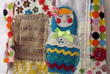fabric work