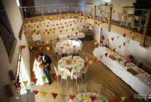 Barn Weddings / Cornwall & Devon Barn wedding ideas