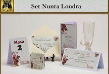 Set nunta Londra