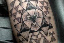 Geometry-幾何 / Geometr / by Takey tattoo