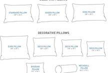 μαξιλάρια κρεβατοκαμαρας