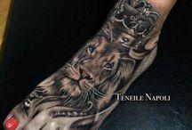 Tatuajes míos