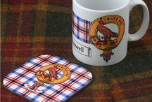 Clan Boswell Products / From ScotClans, Scotland's largest clan resource and retailer, a selection of Boswell crest and tartan products: http://www.scotclans.com/clan-shop/boswell/