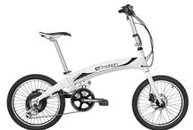 Ebike+ folding bike