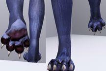 Accessoires de créatures - Sims 3