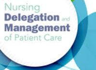 Test Bank Of Nursing delegation and management of patient care 2nd edition By Kathleen Motacki