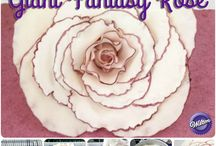 Sugar Creations / Shaping sugar into beautiful pieces of art for cakes and cupcakes! / by Lisa Papp