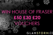 WIN HOUSE OF FRASER VOUCHERS COMPETITION