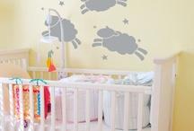 Nursery Ideas / by Kristie Misdom